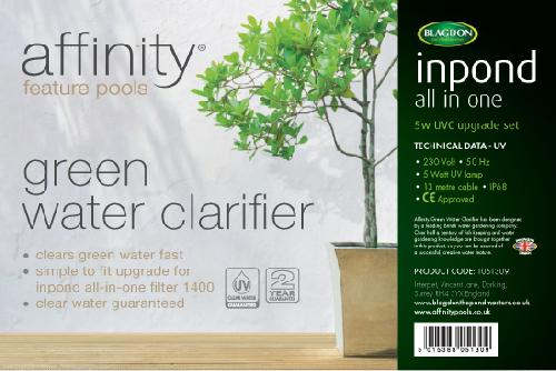 Affinity Green Water Clarifier